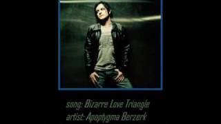 """Apoptygma Berzerk - """"Bizarre Love Triangle"""""""