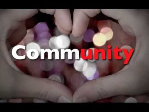 Here's a video that show's our community attitude!