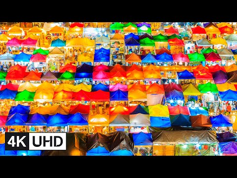 -4k-drone--thailand-travel-time-lapse-bangkok-krabi-pattaya--tourist-attractions--ultra-hd