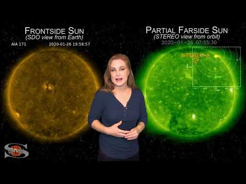 Solar Storm Forecast Alert – January 27, 2020 at 07:00PM