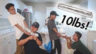 10lb Burritozilla Challenge!!!