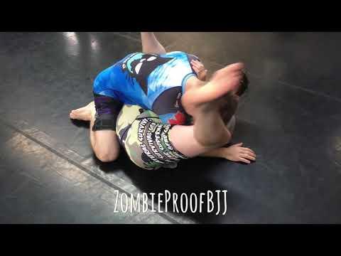 La Kimura de pied de Dillon Danis par ZombieProofBJJ