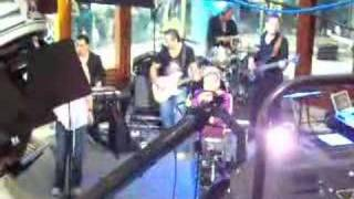 Anthony Callea- Addicted To You rehearsal
