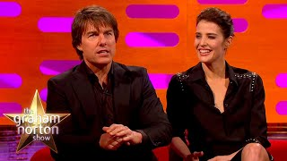 Tom Cruise Bruised His Foot By Kicking Someone In The Balls 50 Times | The Graham Norton Show