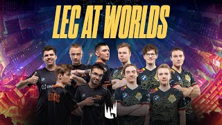 LEC at Worlds 2020 - Quarterfinals