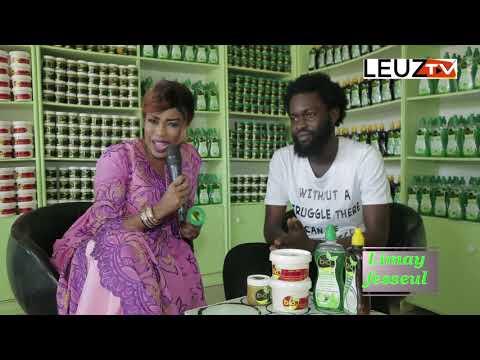 Limay Fesseul: Daro avec les produits Bio 2.0 chez cheikh tidjane