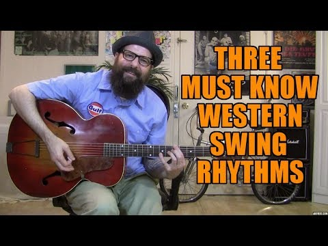 3 Must Know Western Swing Rhythms