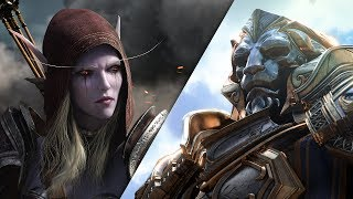 Ролик World of Warcraft: Battle for Azeroth