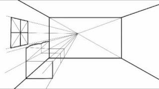 How To Draw In One Point Perspective-option2