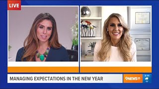 Managing Your Expectations In 2021 – Heather Hans 9News Denver