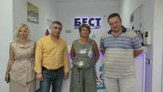 Отзыв наших клиентов Людмилы и Алексея о рабо...