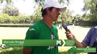 preview picture of video 'Ferro Web - Entrevista al DT Marcelo Broggi'