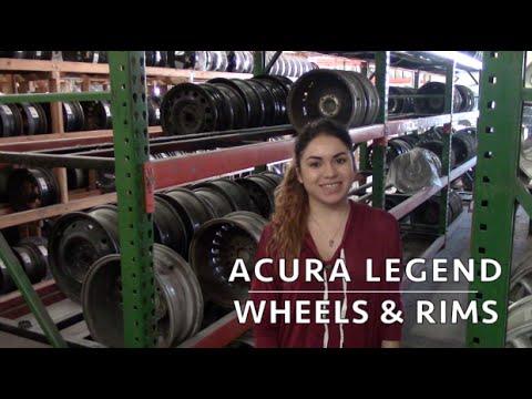 Factory Original Acura Legend Wheels & Acura Legend Rims – OriginalWheels.com