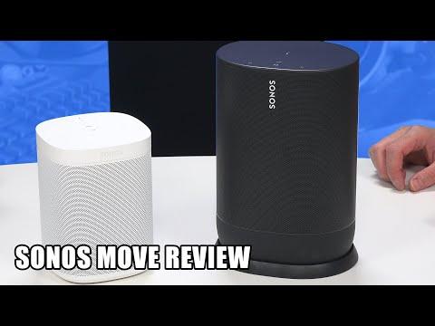 Sonos Move review: Sonos met accu en bluetooth