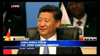 President Mugabe Speech At FOCAC Summit