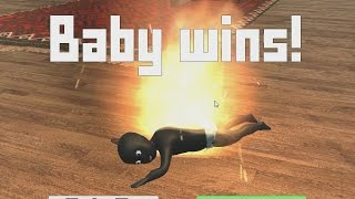 SET THE BABY ON FIRE LMAO! | Who's Your Daddy? - Episode 6 (Funny Moments)