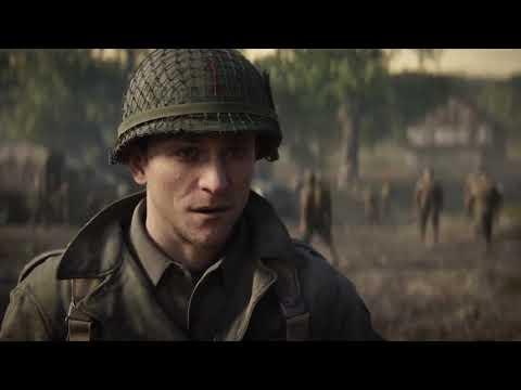 Meet the Squad Zussman de Call of Duty : WWII