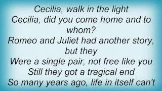 Ace Of Base - Cecilia Lyrics