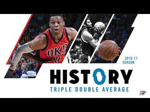 Russell Westbrook's Best of the 2016-2017 Regular Season