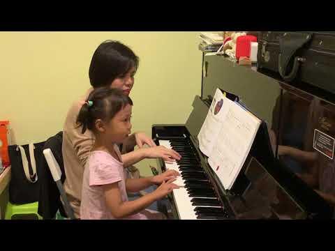 190929 Piano Class: Tucker's Secret Life