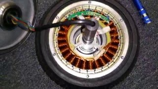 Hoverboard Wheel Motor - What
