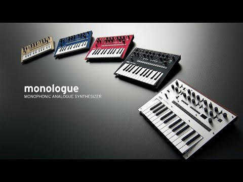 KORG Monologue BK Syntezátor
