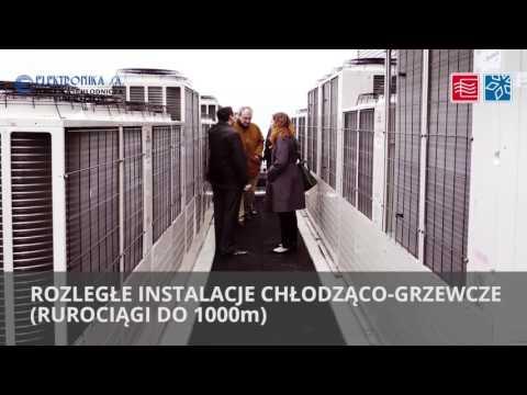 ELEKTRONIKA S.A. Film Promocyjny- Targi Forum Wentylacja Salon Klimatyzacja 2015 - zdjęcie
