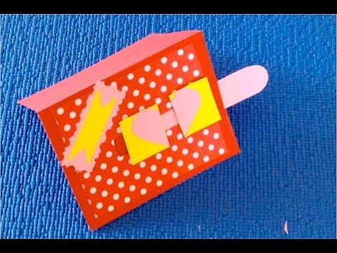 DIY. Сердце - подарок на День Святого Валентина своими руками ♥ и На 14 февраля.