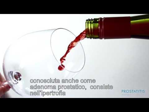 Rivede il trattamento delle candele prostatilen