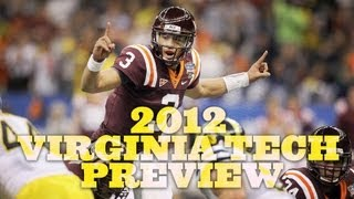 Virginia Tech 2012 Football Preview and Schedule thumbnail