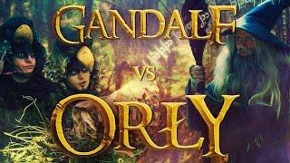 """Wielkie Konflikty - odc. 16 """"Gandalf vs Orły"""""""