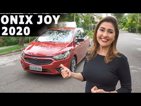 Novo Onix Joy 2020 | Chevrolet atualiza visual da versão de entrada