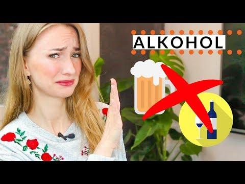 Der Alkoholismus die Behandlung in den häuslichen Bedingungen von den Gräsern