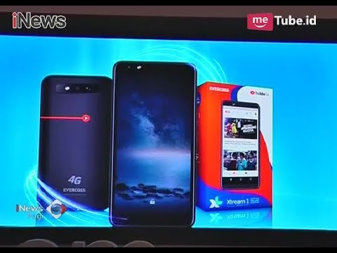 XL Axiata & Evercross Luncurkan Ponsel 4G Xtream dengan Fitur Youtube Unlimited - iNews Pagi 10/04
