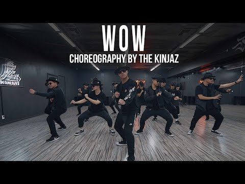 "Post Malone ""Wow"" Choreography by The Kinjaz"