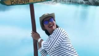 preview picture of video 'Tatu_Danau Kaolin , Bangka 4 April 2018 #MyTripMyAdventure'