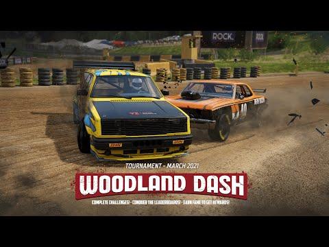 Wreckfest Gets Xbox Series X Upgrade, PS5 Version