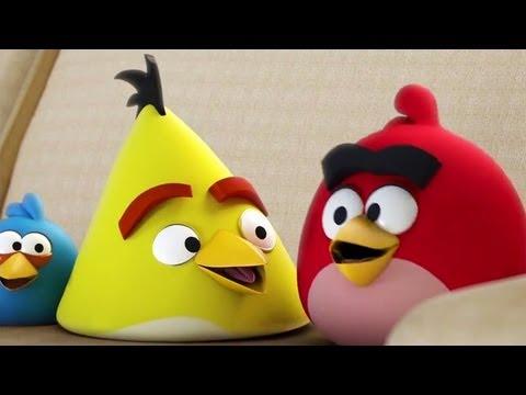 Видео № 0 из игры Angry Birds Trilogy [Wii U]