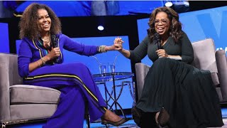 Oprah's 2020 Vision Tour Visionaries: Michelle Obama Interview