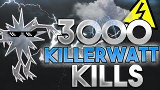 Loot From 3,000 Killerwatts