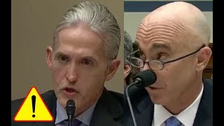 Trey Gowdy Finds Out Hillary Clinton REFUSED To Be Interviewed by Inspector General!