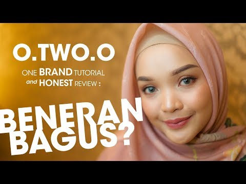 O.TWO.O One Brand Tutorial and Honest Review: Beneran Bagus??? (BAHASA)