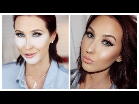 How To – Contour | Blush | Highlight & Bake The Face