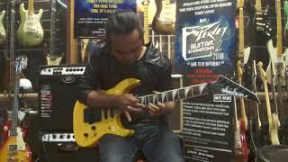 Peavey Guitar Showdown 2018 | Randy, Jakarta