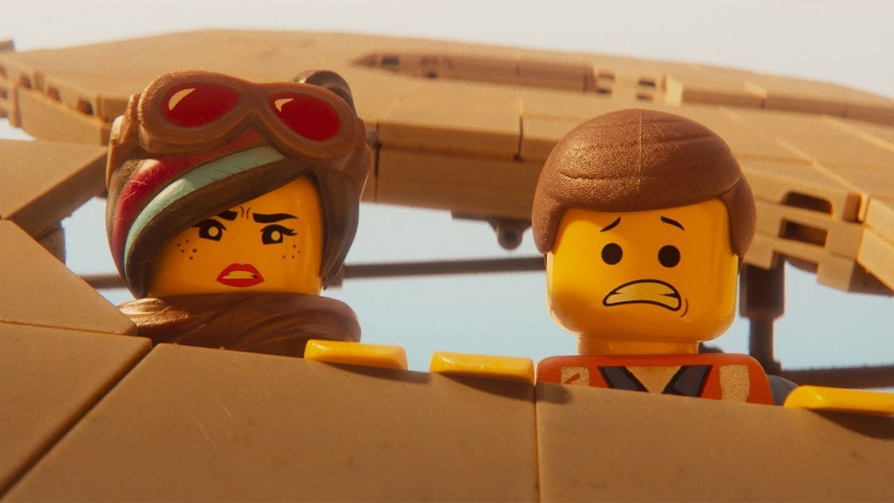 Video trailer för The LEGO Movie 2: The Second Part – Official Teaser Trailer [HD]