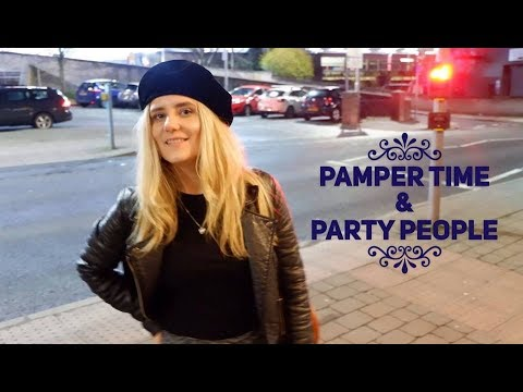 PAMPER TIME & PARTY PEOPLE