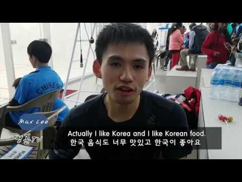 [영훈TV] 맥스리가 한국팬들에게 전하는 이야기