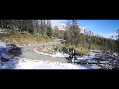 Aprilia Caponord 1200 Rally - official video