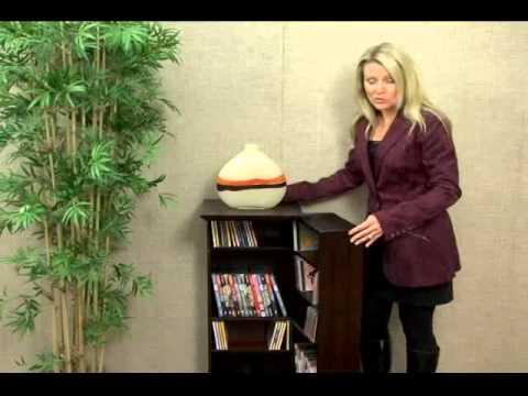 Video for Espresso Media Storage Pedestal