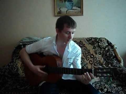 Антон Виноградов - На стене в твоём подъезде